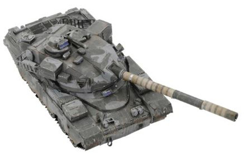 Chieftain Main Battle Tank Metal Model Kit   MU Models
