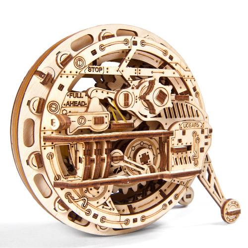Monowheel Mechanical Wooden Model Kit | UGears