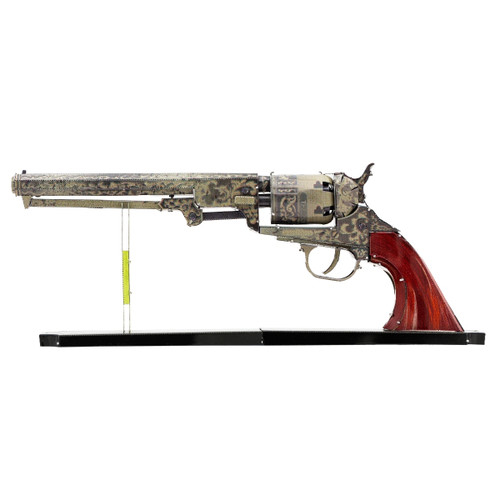 Wild West Revolver Metal Earth Model