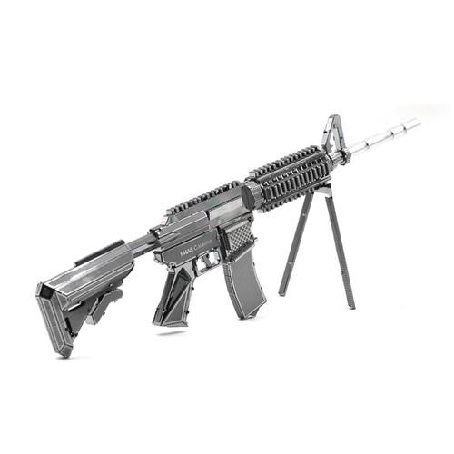 M4A8 Carbine Gun Metal Model Kit   Microworld