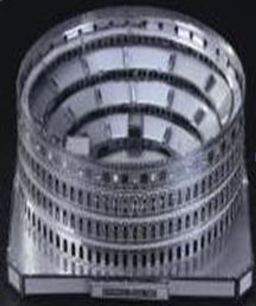 Roman Colosseum Metal Model Kit | Microworld