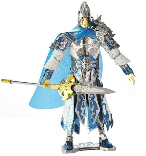Zhao Zi Long - Zhao Yun - Han Dynasty Knight & General Metal Model Kit | Microworld