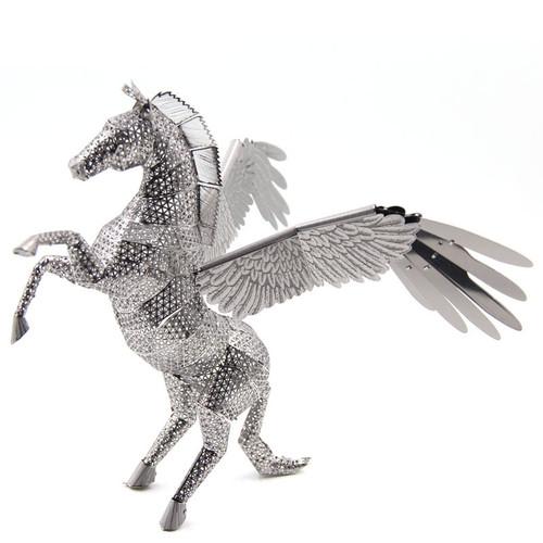 Flying Horse (Pegasus) Metal Model Kit   Microworld