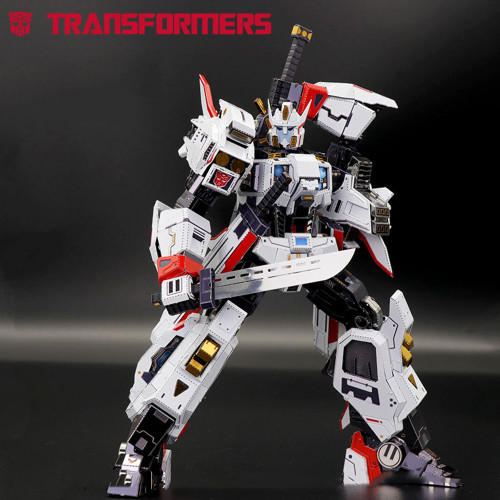 Drift Transformers Metal Model Kit   MU Model