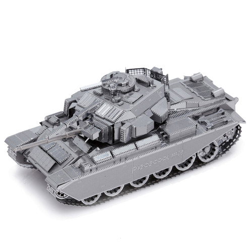 Centurion AFV Tank Metal Model Kit | Piececool