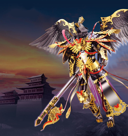 Garuda Metal Model Kit | Piececool