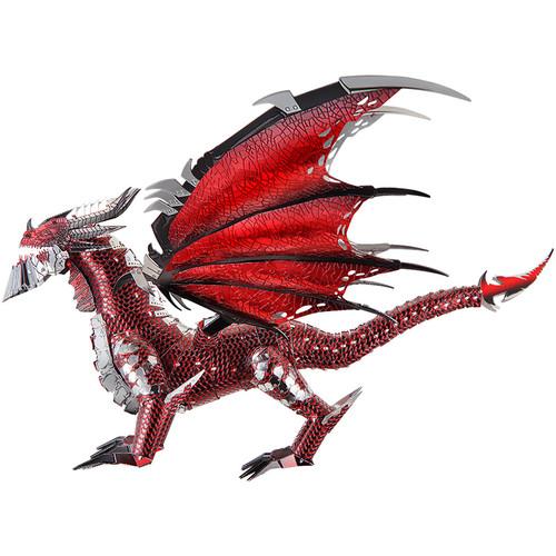 Deathwing *The Black Dragon* Metal Model Kit   Piececool