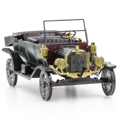 1910 Ford Model T Metal Earth Model