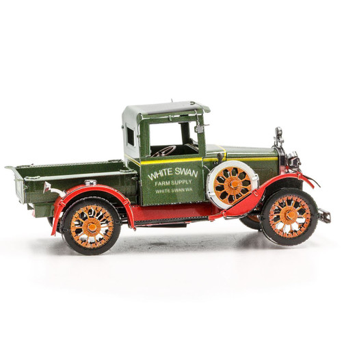 1931 Ford Model A Metal Earth Model