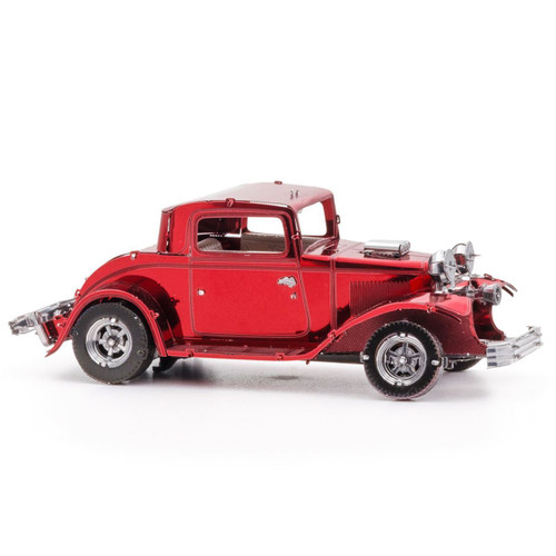 1932 Ford Coupe Metal Earth Model