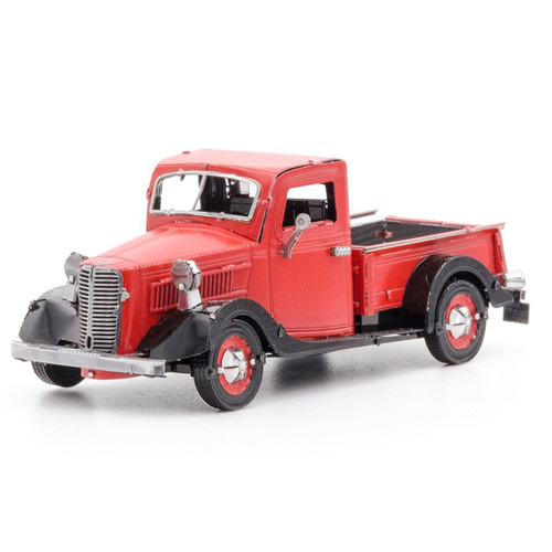 1937 Ford Pickup Metal Earth Model