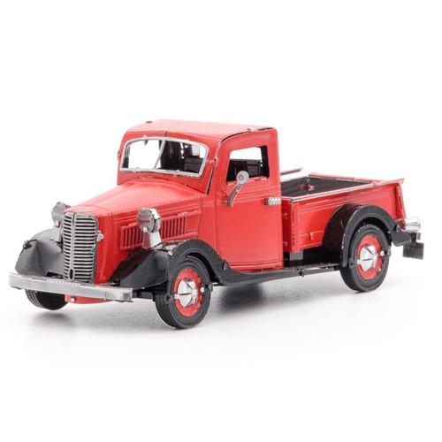 1937 Ford Pickup Metal Earth Model
