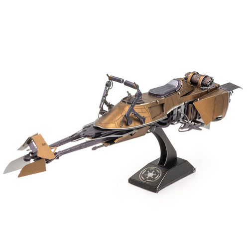Speeder Bike - Star Wars - Metal Earth Model