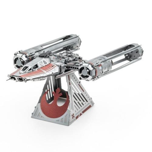 Zorii's Y-Wing Fighter - Star Wars - Metal Earth Model