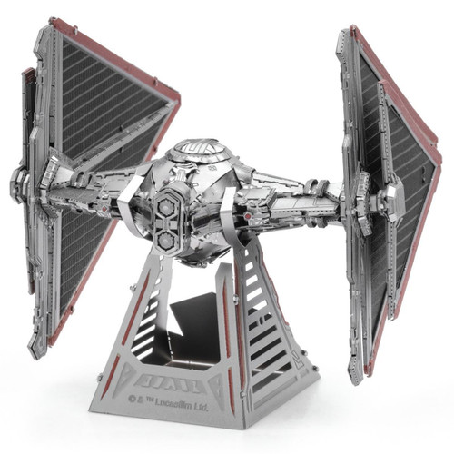 Sith Tie Fighter - Star Wars - Metal Earth Model