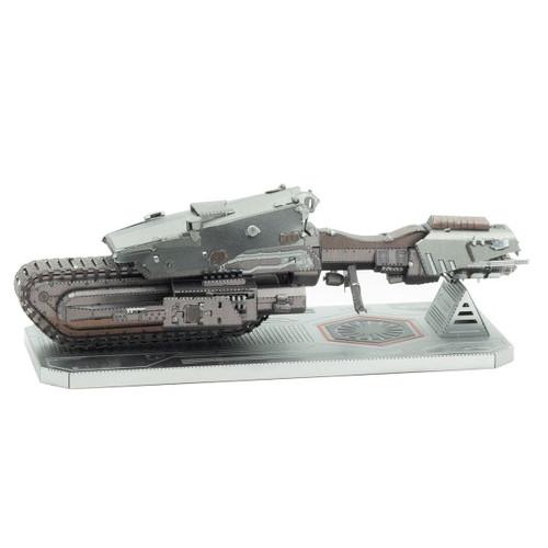 First Order Treadspeeder - Star Wars - Metal Earth Model