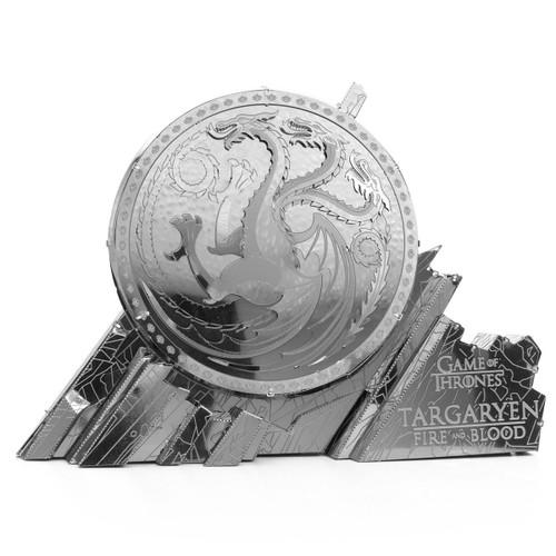 Targaryen Sigil - Game of Thrones Iconx Metal Model Kit