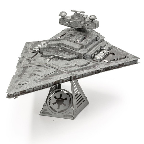 Imperial Star Destroyer - Star Wars - Metal Model Kit | Iconx