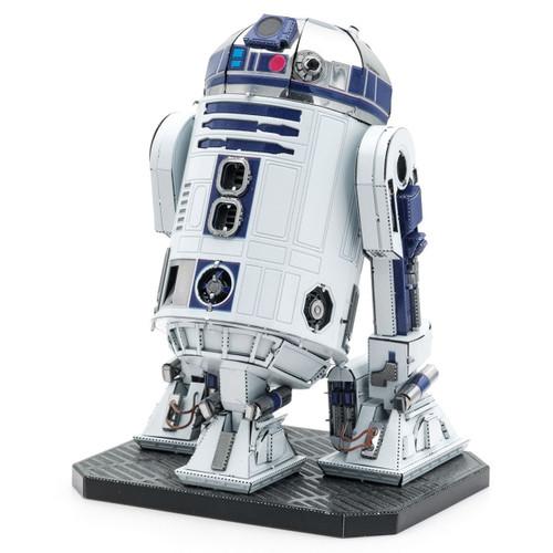 R2-D2 - Star Wars - Metal Model Kit | Iconx