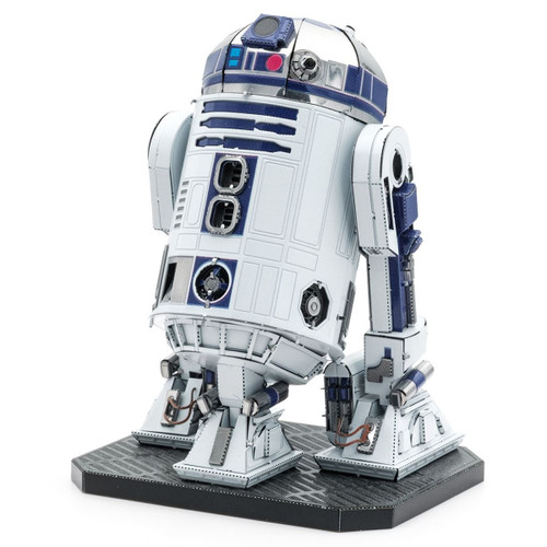 R2-D2 - Star Wars - Metal Model Kit | Iconx