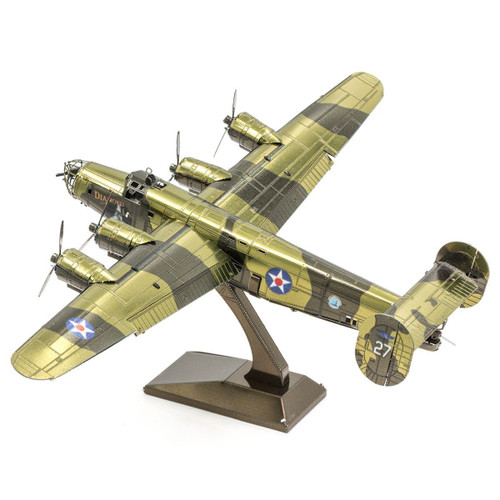 B-24 Liberator Metal Earth Model