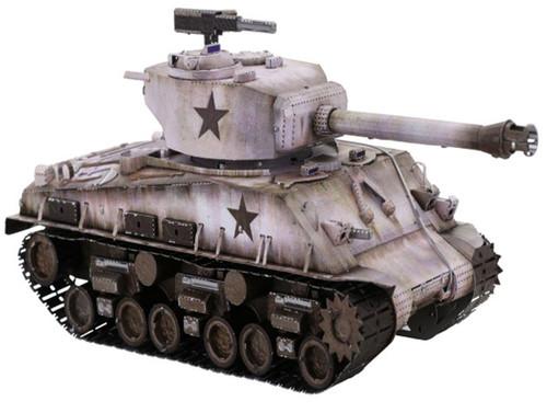 Sherman Medium Tank Metal Model Kit | MU Models