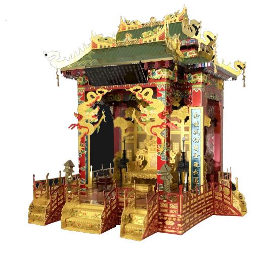 Hall of Supreme Harmony Metal Model Kit   MU Model