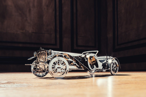 *Advanced Build* Glorious Cabrio 2 Mechanical Metal Model Kit | T4M