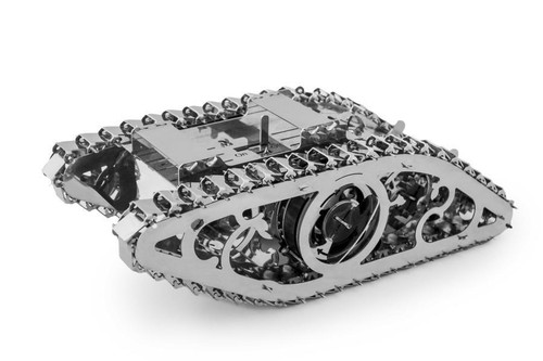 *Advanced Build* Marvel Tank 2 Mechanical Metal Model Kit | T4M