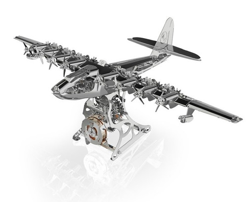 *Advanced Build* Heavenly Hercules Mechanical Metal Model Kit | T4M