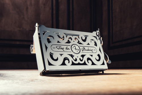 Perfecto Card Case Mechanical Metal Model Kit | T4M