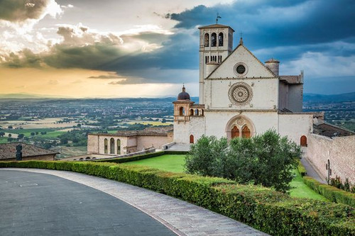 """Basilica of San Francisco D'Assisi 350 Piece """"Standard Cut"""" Wooden Jigsaw Puzzle 
