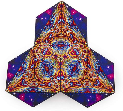 "Geometric Shape Shifting Magnetic Transformation Cube ""Spaced Out"" | Shashibo"