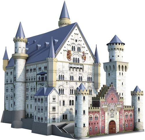 Neuschwanstein Castle 216 Piece *3D Jigsaw Puzzle* | Ravensburger