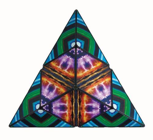 "Geometric Shape Shifting Magnetic Transformation Cube ""Elements"" | Shashibo"