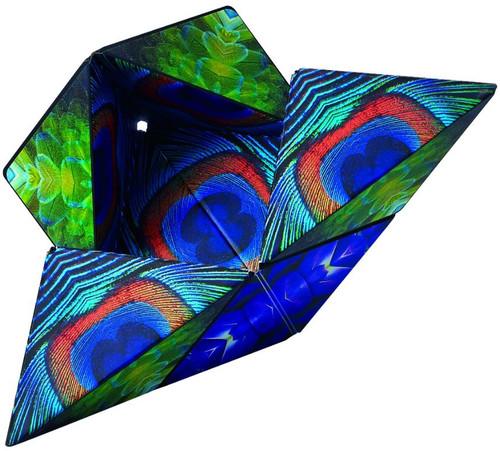 Geometric Shape Shifting Magnetic Cube - Cube Wings   Shashibo