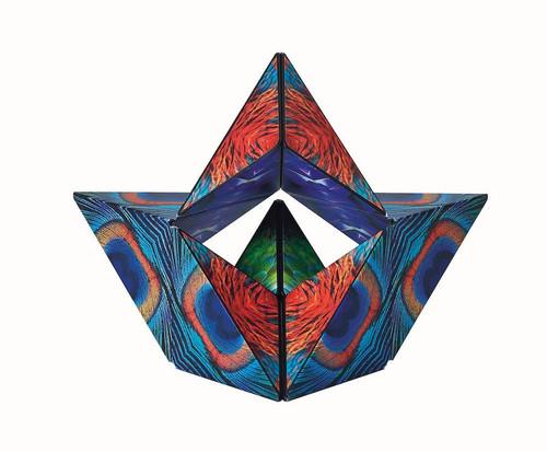 "Geometric Shape Shifting Magnetic Transformation Cube ""Cube Wings"" | Shashibo"