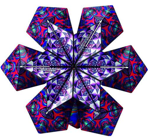 Geometric Shape Shifting Magnetic Cube - Chaos | Shashibo