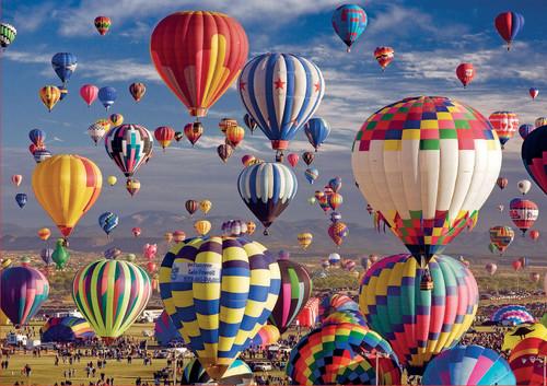 Hot Air Balloons 1500 Piece Jigsaw Puzzle | Educa