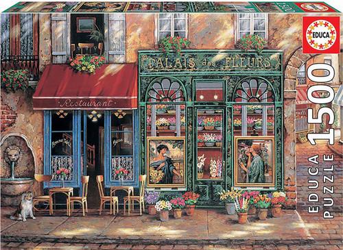 Flower Palace 1500 Piece Jigsaw Puzzle | Educa