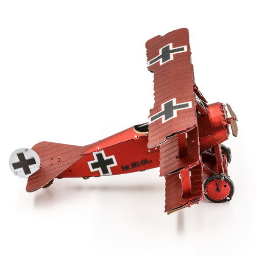 Fokker DR.I Triplane | Metal Earth
