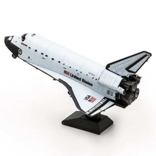 Space Shuttle Discovery *Colored* | Metal Earth