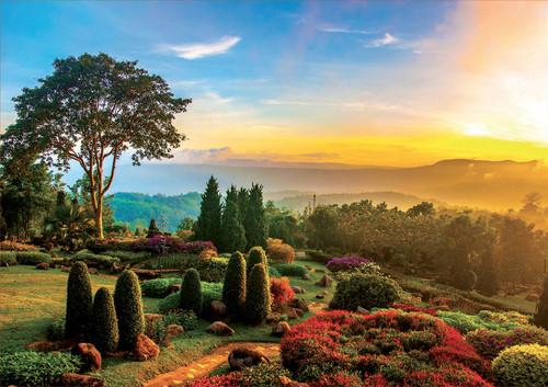 Beautiful Garden 1000 Piece Jigsaw Puzzle   Educa