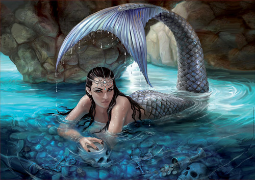 Hidden Depths 1000 Piece Jigsaw Puzzle | Educa