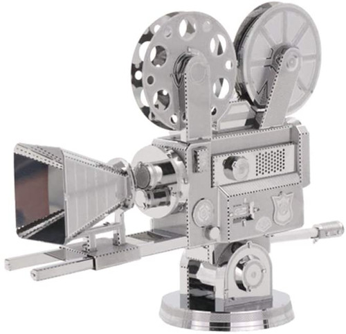 Dynamic Film Projector Metal Model Kit | MU Model