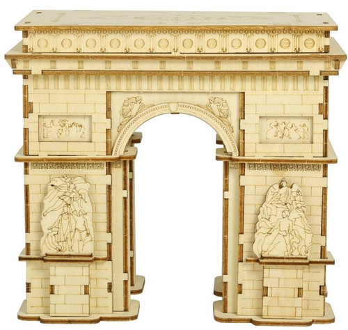 Arc de Triomphe Wooden Model Kit | Rolife