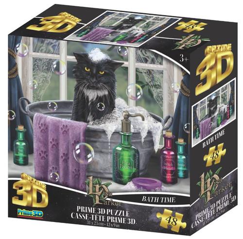 Bath Time 48 Piece *Lenticular 3D Effect* Jigsaw Puzzle   Prime3D