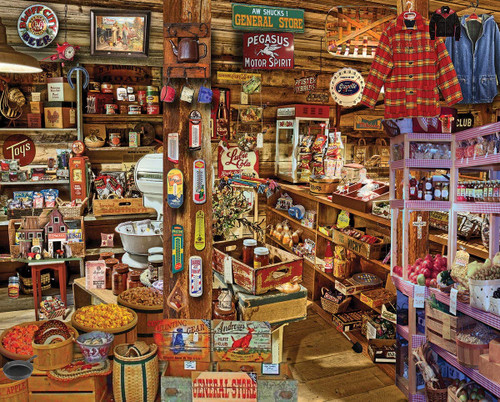 """""""Country Store"""" 1000 Piece Jigsaw Puzzle 