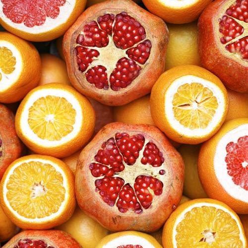 """Juicy Fruit"" 50 Piece Teaser Wooden Jigsaw Puzzle | Zen Puzzles"