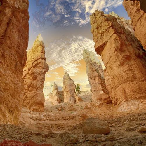 """Sandstones"" 50 Piece Teaser Wooden Jigsaw Puzzle | Zen Puzzles"